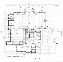 Training center floor plans cv