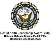 Navy awards image cv