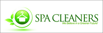 Spa cleaners logo cv