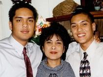 Cora s family cv