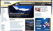 Naitonalgeographic home page cv