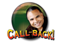 Call back logo cv
