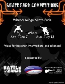 Skate park pic cv