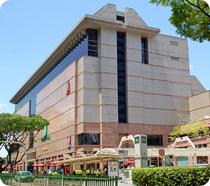 Tbp mall facade cv