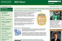 Msu news cv