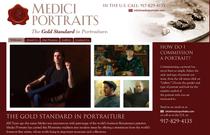 Medici portraits cv