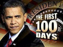 Obama first 100 days cv