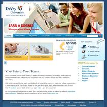 Devry cv