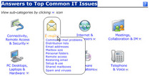 Top common issues cv