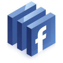 Facebook small logo cv