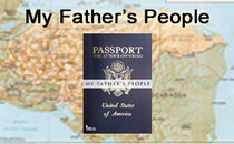 Map passport cv