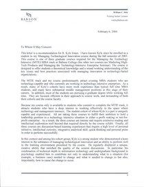 Letter of recommendation   stitt william cv