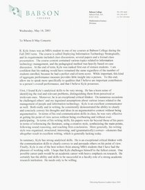 Letter of recommendation   truman greg cv