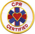 Cpr certified logo cv