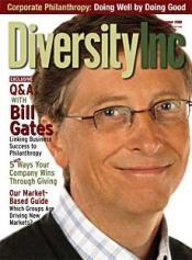 Diversityinc bill gates cover cv