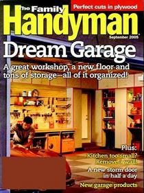 The family handyman cover cv