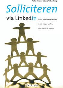 Solliciteren via linkedin cv