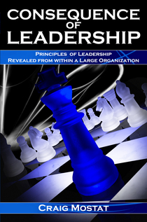Consequence of leadership cover cv