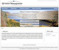 Q3am website big cv