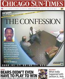 Confession cv