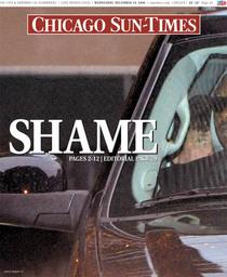 Shame cv