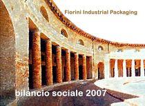 Copertina fronte bilancio sociale fip 2007 cv