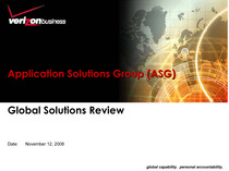 Asg global solutions review pdf cv