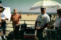 Borough president s chess cup coney island boardwalk brooklyn pic 1 6.1.2002 cv