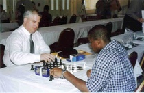 Chess appreciation day 5.30.2001 cv
