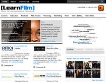 Learnfilm cv