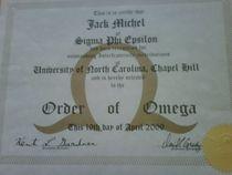 Order of omega cv