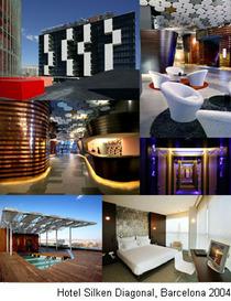 Hotel diagonal barcelona cv