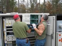 Power shelf install cv