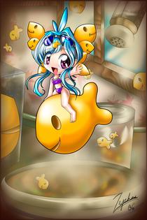 Goldfish xyni cv