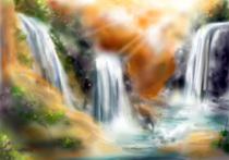 Axiom falls cv