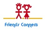 Friends connect slogan cv