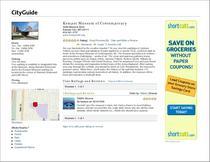 Cityguide.aol.com kansascity business kemper museum of contemporary  cv