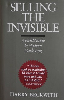 Sell the invisible cv