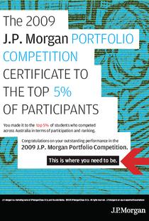 Jp morgan certificate2 cv