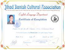 Jihad danish cv