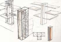 Sketches   conceptual thinking 1 cv