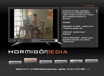 Hormigon media cv
