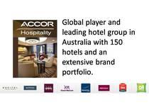 Accor hospitality %e2%80%93 global player and leading hotel group cv