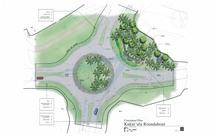 Kukuiula roundabout landscape concept plan cv
