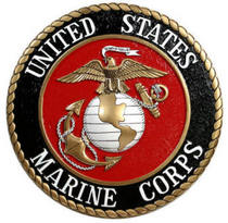 Marines corps 20seal 20plaque 20m cv