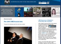 Cine.org home page cv
