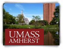 Umass and logo cv