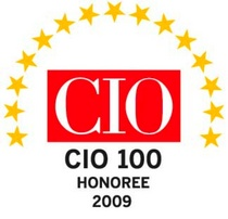 Cio 100 2009 outlines cv
