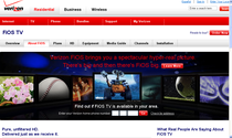 Fios tv home page cv