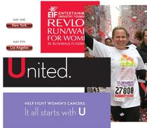 Revlon run walk cv